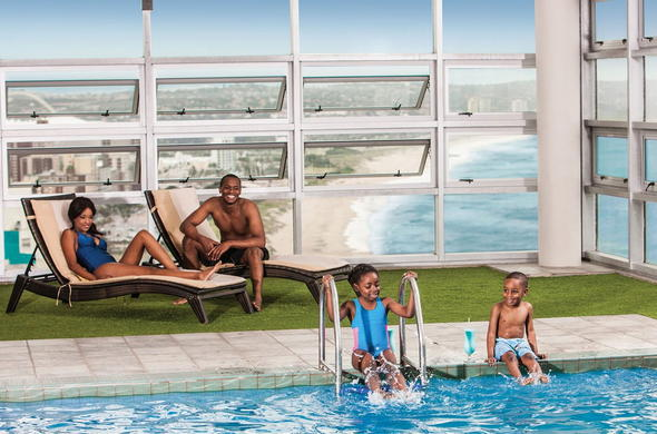 Family Friendly Hotel in Durban.