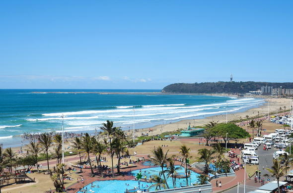 Tropicana Hotel is located in Durban.