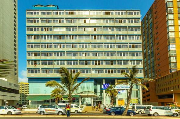 Durban Hotels Tropicana Hotel In Durban South Africa
