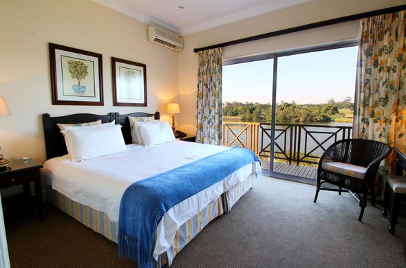 Executive suite interior at Kingfisher Lodge & Conference Centre.