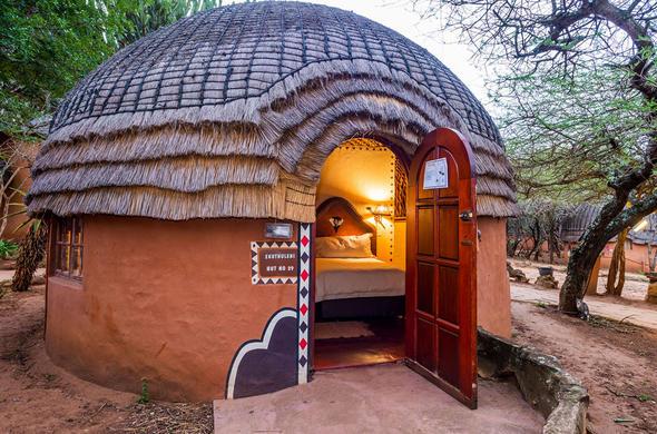 Kwazulu Natal Hotels Shakaland Hotel Zululand